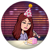 eating birthday cake alone