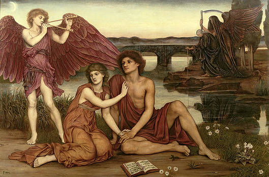 Evelyn De Morgan - Love