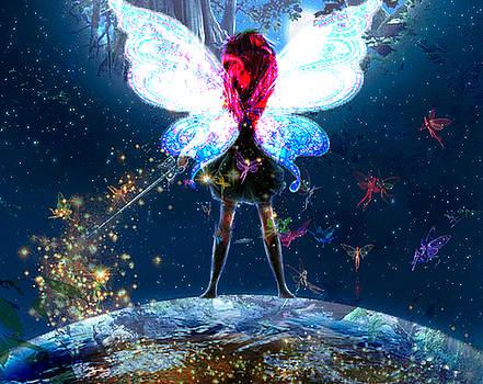 Faery Warrior Princess by Olivia Tatara