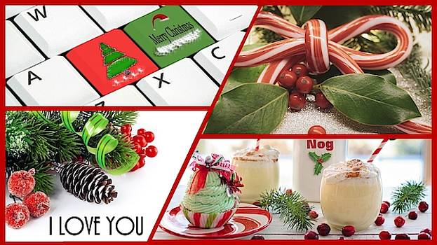 Nancy Ayanna Wyatt and more - Christmas Sweets I Love You