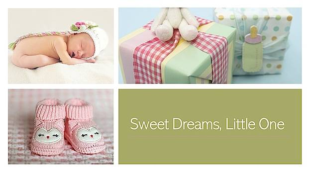 Nancy's Novelty Photos on Pixels Products for You - Sweet Dreams, Little One