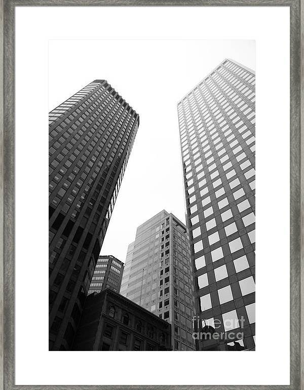 Framing San Francisco Financial District | Nakanak.org