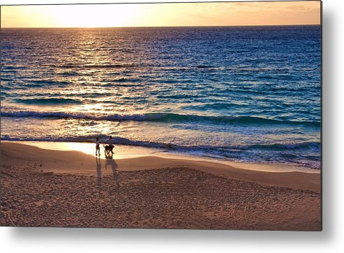 Morning Walk On The Beach by Tatiana Travelways