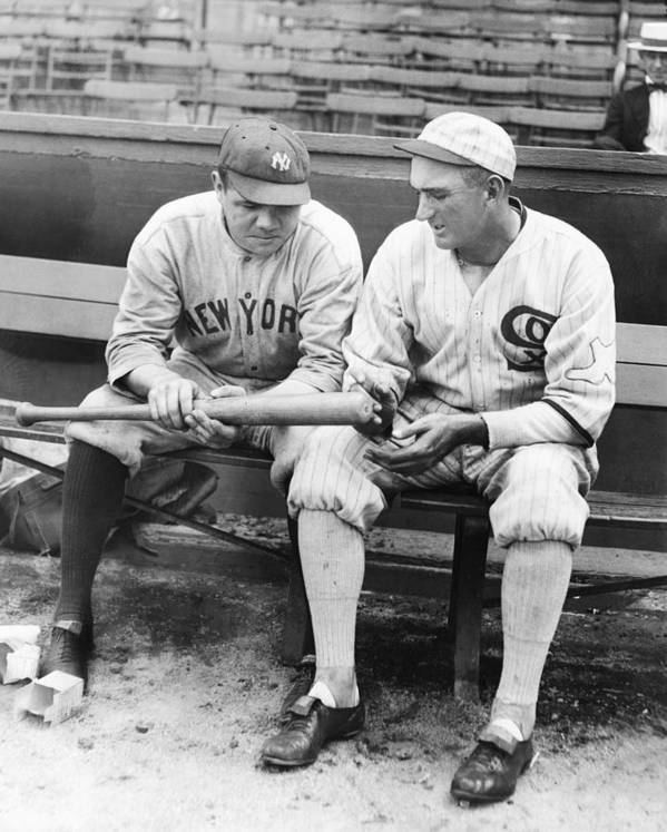 babe ruth new famous red sox baseball