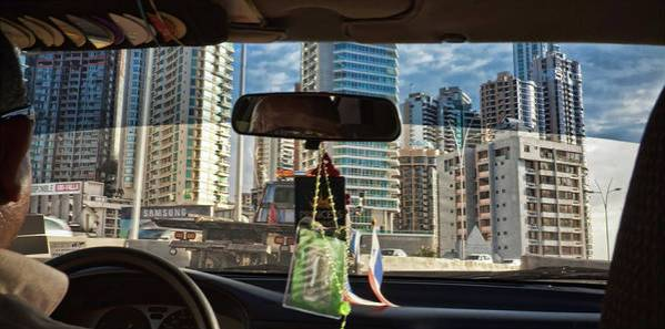 Panama City Panama By Taxi by Tatiana Travelways