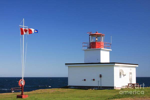 Briar Island Lighthouse by Tatiana Travelways