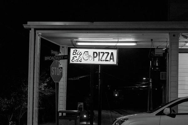 Big Ed's Pizza in Oak Ridge, TN.