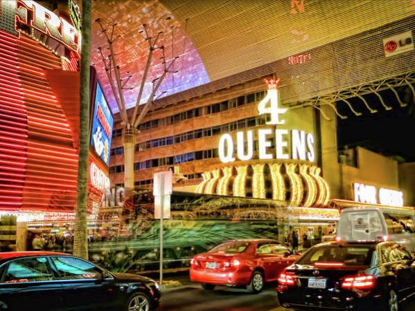 Las Vegas Art Print featuring the photograph Las Vegas by Tatiana Travelways
