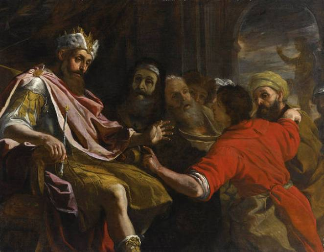 Image result for daniel and nebuchadnezzar dream