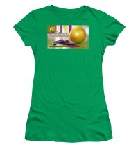 Move It Women's T-Shirt featuring the photograph Move It Or Lose It by ArtCoreStudios and Nancy