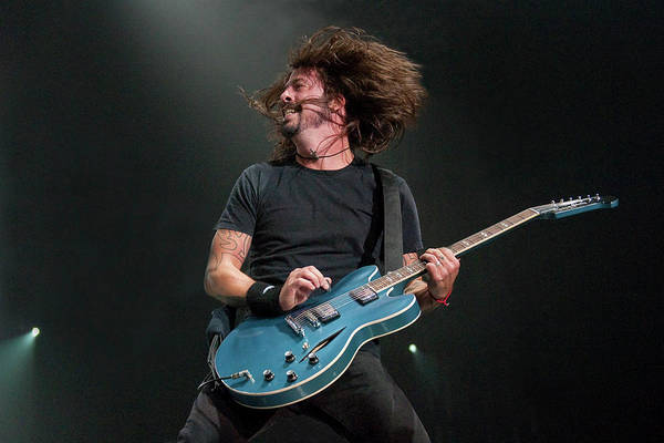dave grohl posters