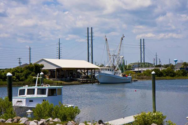 Topsail Bridge Island Swing