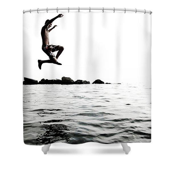 air jordan shower curtains fine art