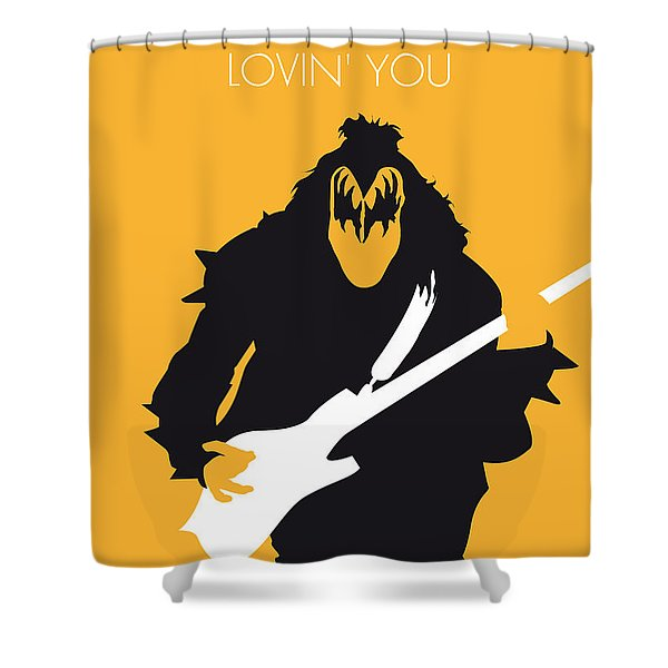 kiss band shower curtains fine art