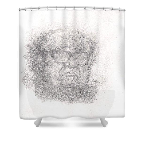 danny devito shower curtains fine art
