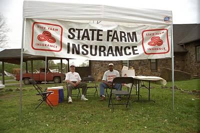 state farm insurance posters fine art