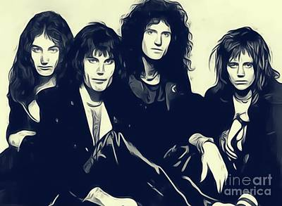 queen band posters fine art america