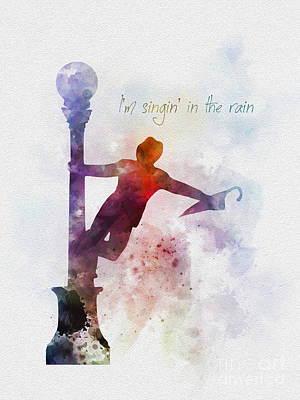 singing in the rain posters fine art