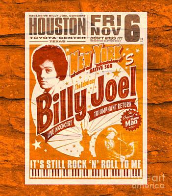 billy joel posters fine art america