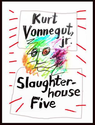 kurt vonnegut posters fine art america