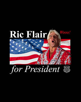 ric flair posters fine art america