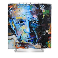 Picasso Shower Curtains For Fine Art America