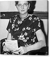 Elizabeth Bentley (1908-1963) Photograph by Granger