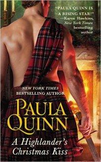 A Highlander's Christmas Kiss