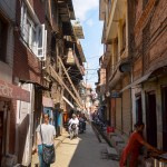 Streets of Patan