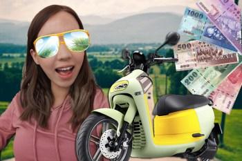 2020年電動機車「補助方案」出爐!搭配這張信用卡購車省很大!