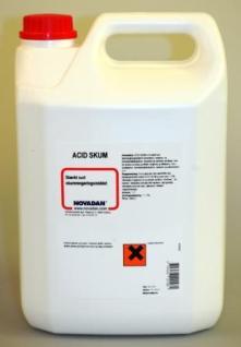 Skumrengøring Acid-Skum 5 L / Foam Acid 335