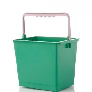 Spand 6 l (Grøn)