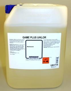 Maskinopvask Game Plus u/klor 10 L / Bistro 141
