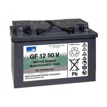 Sonnenschein Batteri 12V GF-V 50V