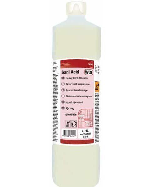 Sani Acid - 1 liter - meget stærk kalkfjerner