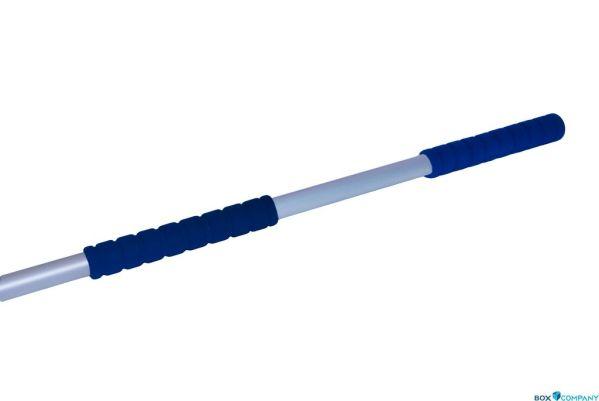 Teleskopskaft m/skum 110-180 cm til klik