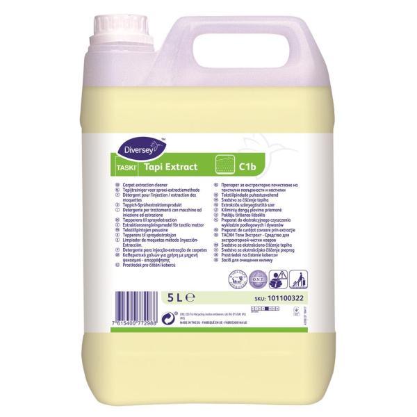 Taski Tapi Extract , 5 liter, Tæpperens