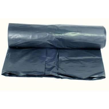 Containersæk 180 ltr 600/225x1400 mm Sort