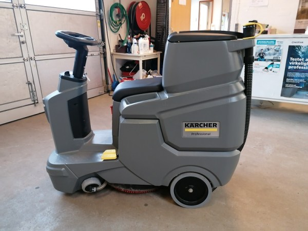 Kärcher BD 50/70 R Classic, gulvvasker