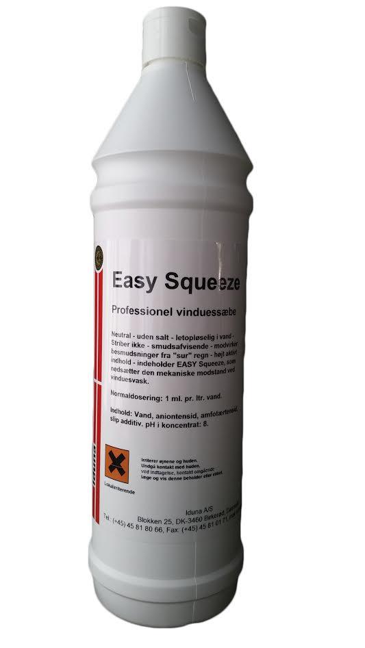 Easy Squeeze Vinduessæbe 1 l