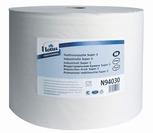 Aftørringsrulle Industri Pristine Extra soft 3-lag 32 cm x440 m Nyfiber Hvid