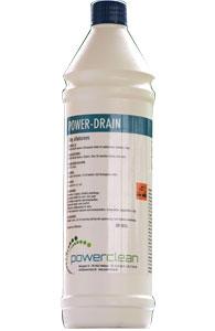 Afløbsrens Power-Drain, 1 liter