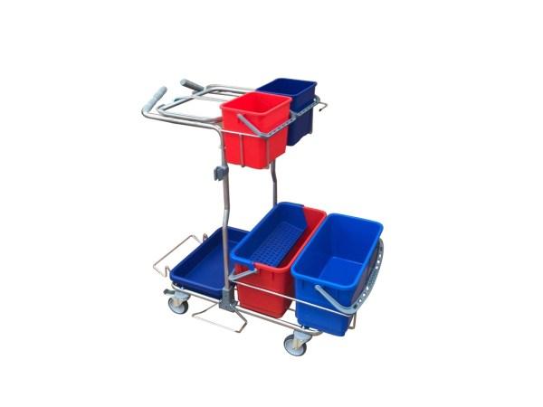 Premium rengøringsvogn