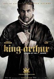 King Arthur Charles Hunnan