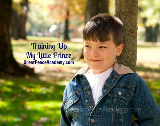 Training Up my Little Prince | Great Peace Academy
