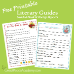 Homeschool Literary Guides Download