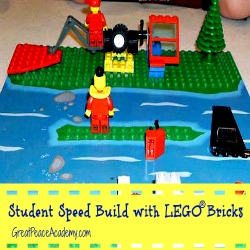 LEGO Activities & Challenges for co-ops and group settings. | Great Peace Academy