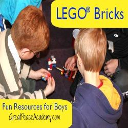 Lego Bricks Fun Resources for Boys thumbnail