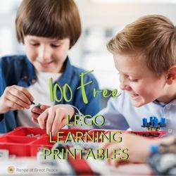 100 FREE LEGO Thumb small