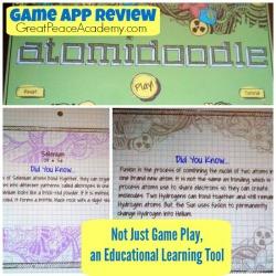 Atomidoodle Game App Review thumbnail